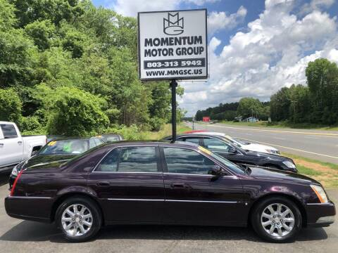 2008 Cadillac DTS for sale at Momentum Motor Group in Lancaster SC