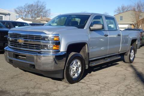 2018 Chevrolet Silverado 2500HD for sale at Olger Motors, Inc. in Woodbridge NJ