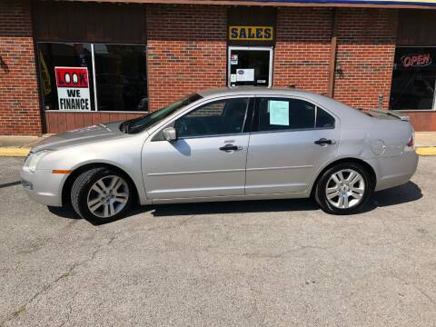 2008 Ford Fusion for sale at Atlas Cars Inc. in Radcliff KY