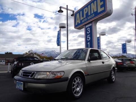 1997 Saab 900 for sale at Alpine Auto Sales in Salt Lake City UT