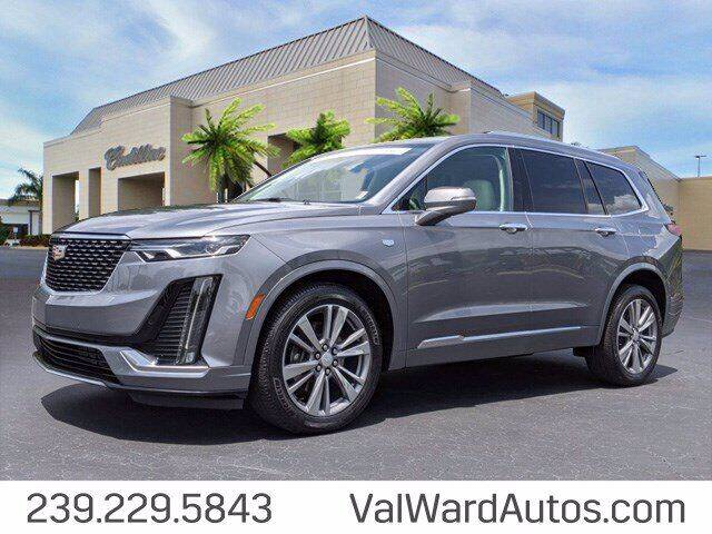 2020 Cadillac XT6 for sale in Fort Myers, FL