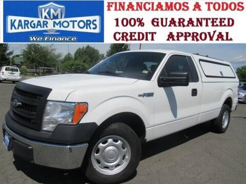 2013 Ford F-150 for sale at Kargar Motors of Manassas in Manassas VA