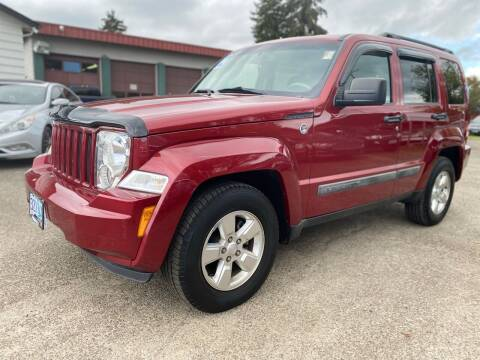 2012 Jeep Liberty for sale at Universal Auto INC in Salem OR