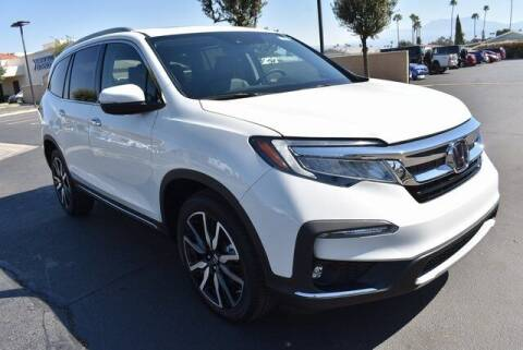 2022 Honda Pilot for sale at DIAMOND VALLEY HONDA in Hemet CA