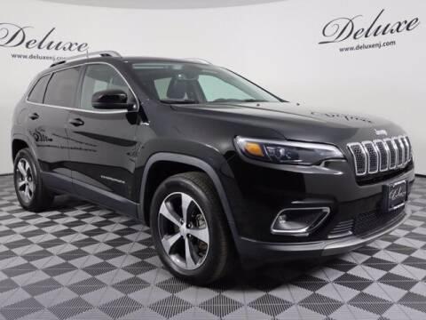 2019 Jeep Cherokee for sale at DeluxeNJ.com in Linden NJ