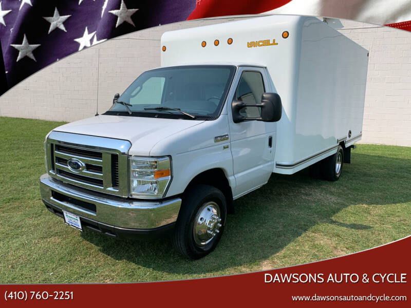 2009 Ford E-Series Chassis for sale at Dawsons Auto & Cycle in Glen Burnie MD