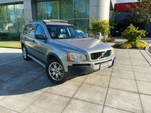 2005 Volvo XC90 for sale at Top Motors in San Jose CA