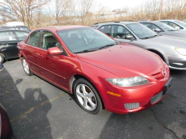 2007 Mazda MAZDA6 for sale at Bethlehem Auto Sales in Bethlehem PA