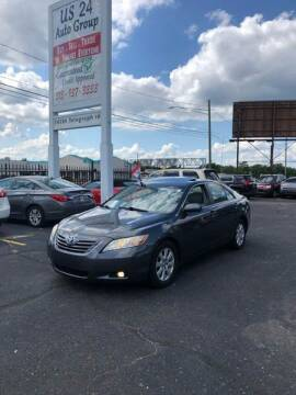 2007 Toyota Camry for sale at US 24 Auto Group in Redford MI