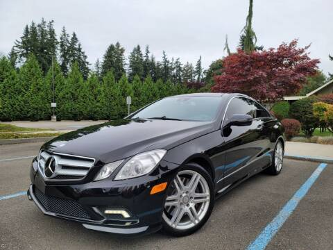 2010 Mercedes-Benz E-Class for sale at Silver Star Auto in Lynnwood WA