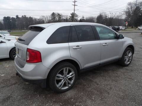 2013 Ford Edge for sale at English Autos in Grove City PA