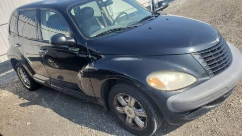 2002 Chrysler PT Cruiser for sale at Jeffreys Auto Resale, Inc in Clinton Township MI