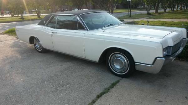 1967 Lincoln Continental for sale at Haggle Me Classics in Hobart IN