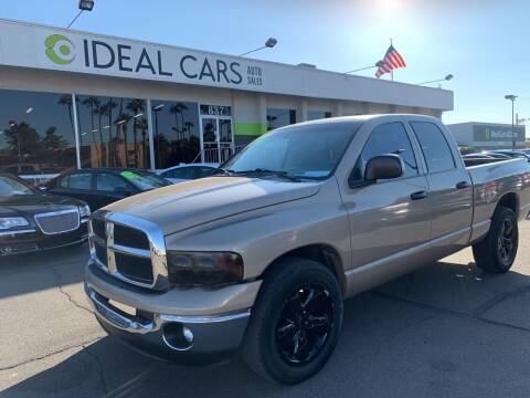 2005 Dodge Ram Pickup 1500 for sale at Ideal Cars in Mesa AZ
