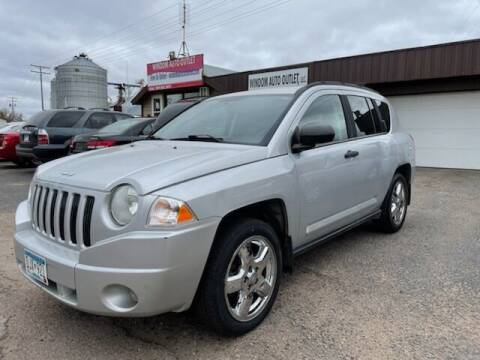 2007 Jeep Compass for sale at WINDOM AUTO OUTLET LLC in Windom MN