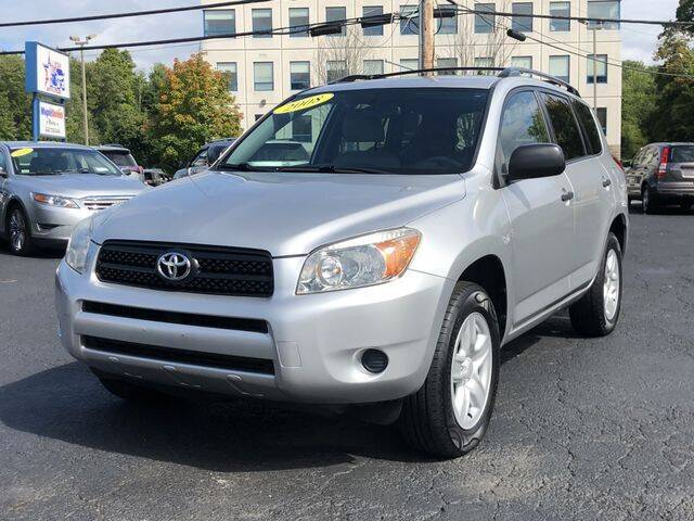 2008 Toyota RAV4 for sale at All Star Auto  Cycle in Marlborough MA