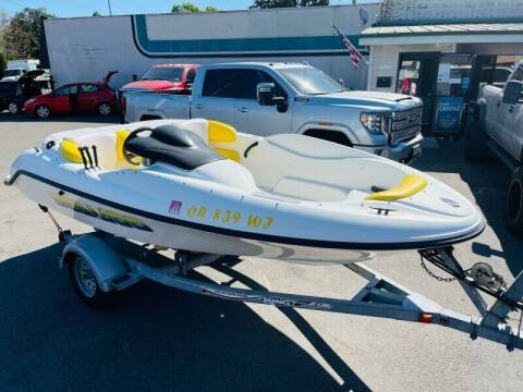 1996 Sea-Doo bombardier for sale at Xtreme Truck Sales in Woodburn OR