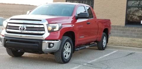 2017 Toyota Tundra for sale at RUS Auto LLC in Shakopee MN