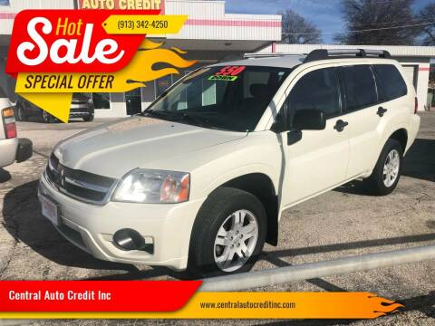 2007 Mitsubishi Endeavor for sale at Central Auto Credit Inc in Kansas City KS