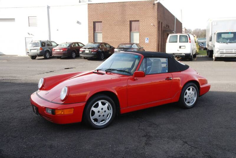 1990 Porsche 911 for sale at Professional Automobile Exchange in Bensalem PA
