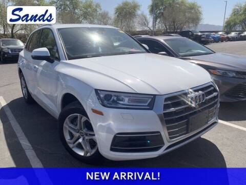 2018 Audi Q5 for sale at Sands Chevrolet in Surprise AZ