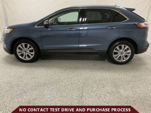 2019 Ford Edge for sale at Brothers Auto Sales in Sioux Falls SD