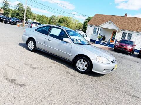 1999 Honda Civic for sale at New Wave Auto of Vineland in Vineland NJ