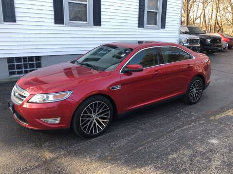 2011 Ford Taurus for sale at CPM Motors Inc in Elgin IL