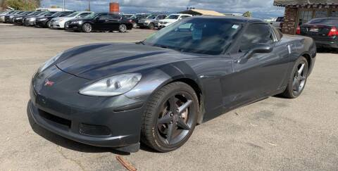 2011 Chevrolet Corvette for sale at First Choice Auto Sales in Bakersfield CA