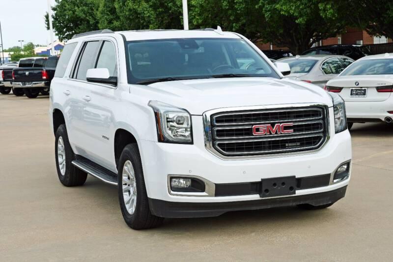 2020 GMC Yukon for sale at Silver Star Motorcars in Dallas TX