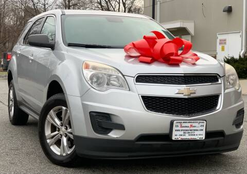 2013 Chevrolet Equinox for sale at Speedway Motors in Paterson NJ