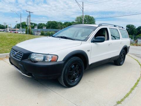 2002 Volvo XC for sale at Xtreme Auto Mart LLC in Kansas City MO