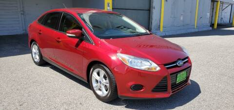 2014 Ford Focus for sale at Discount Motor Sales LLC in Wenatchee WA