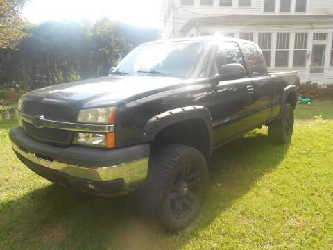 2004 Chevrolet Silverado 1500 for sale at Cooper's Wholesale Cars in West Point MS