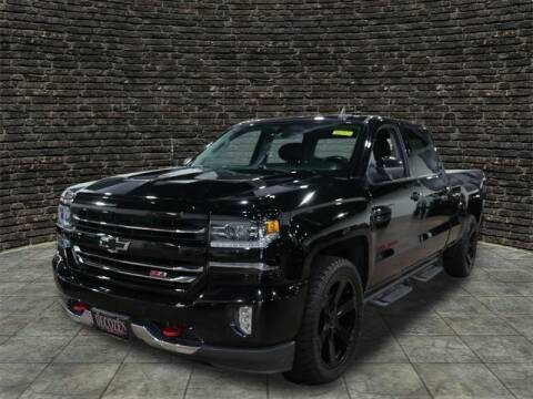 2018 Chevrolet Silverado 1500 for sale at Montclair Motor Car in Montclair NJ