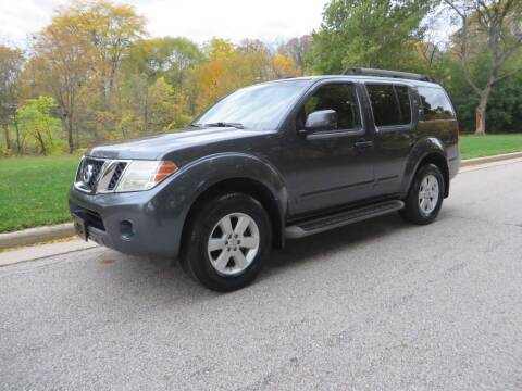 2011 Nissan Pathfinder for sale at EZ Motorcars in West Allis WI