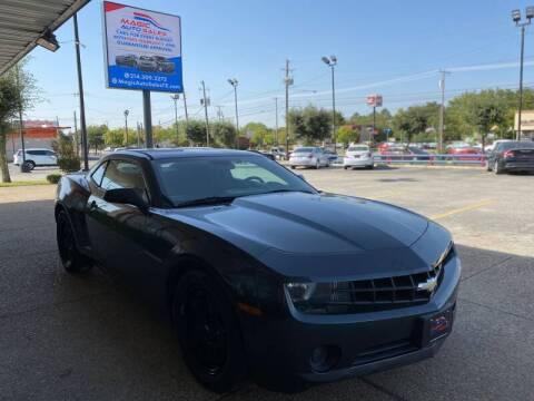 2013 Chevrolet Camaro for sale at Magic Auto Sales in Dallas TX