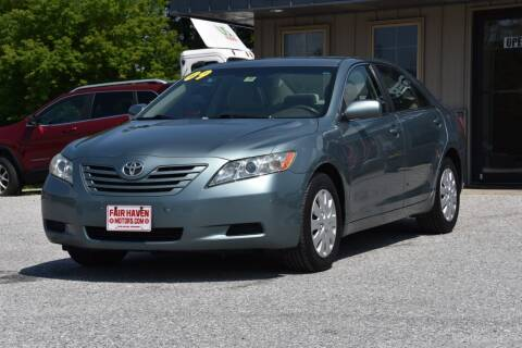 2009 Toyota Camry for sale at Will's Fair Haven Motors in Fair Haven VT