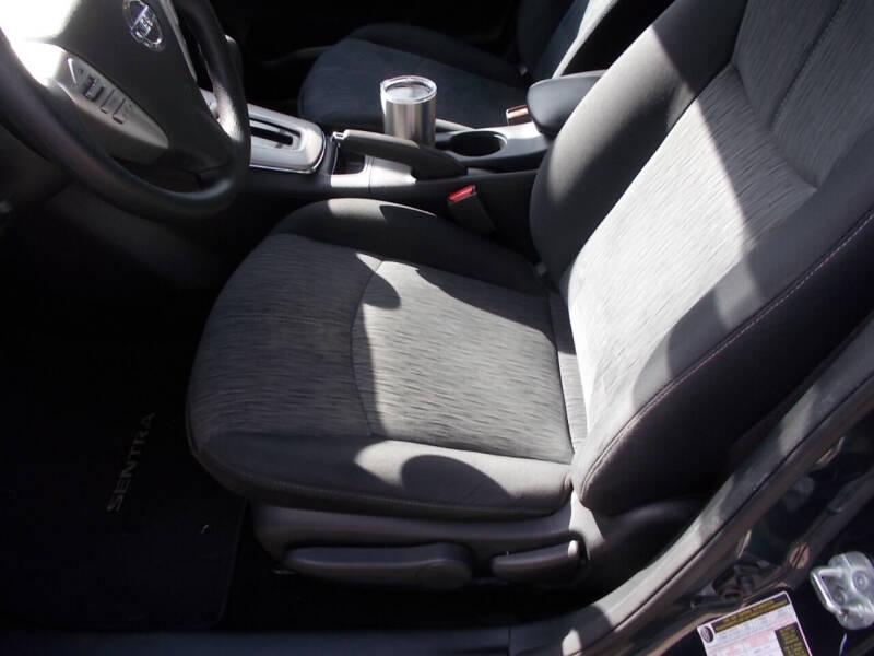 2014 Nissan Sentra SV 4dr Sedan - Fruitland Park FL