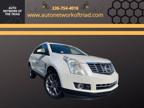 2015 Cadillac SRX for sale at Auto Network of the Triad in Walkertown NC