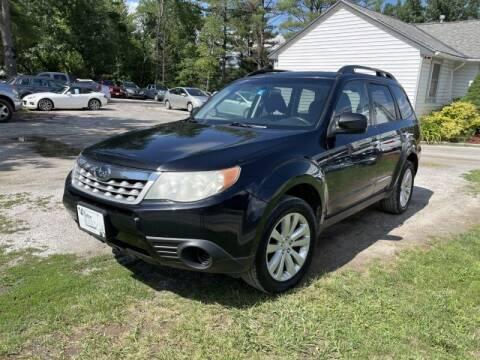 2012 Subaru Forester for sale at Williston Economy Motors in Williston VT