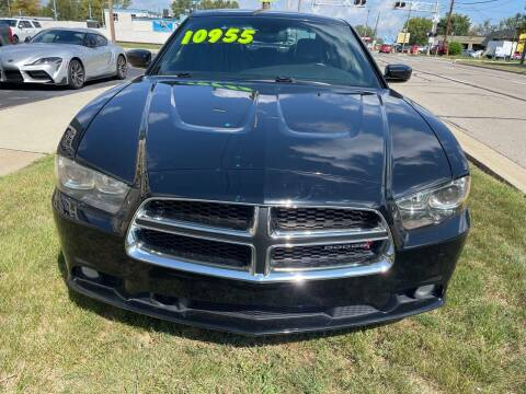 2012 Dodge Charger for sale at MICHAEL'S AUTO SALES in Mount Clemens MI