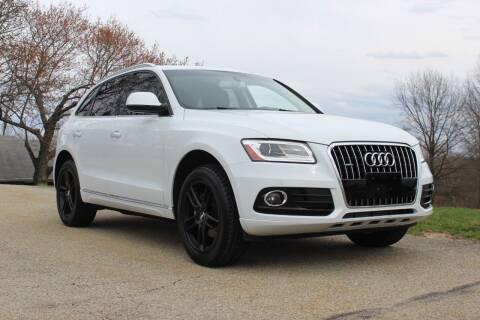 2017 Audi Q5 for sale at Harrison Auto Sales in Irwin PA
