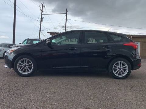 2017 Ford Focus for sale at Primetime Auto in Corpus Christi TX