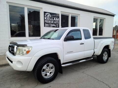 2006 Toyota Tacoma for sale at Kellam Premium Auto Sales & Detailing LLC in Loudon TN