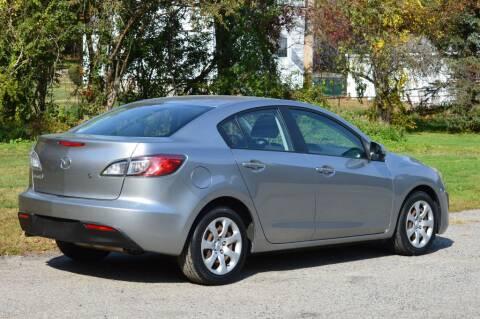 2011 Mazda MAZDA3 for sale at LARIN AUTO in Norwood MA