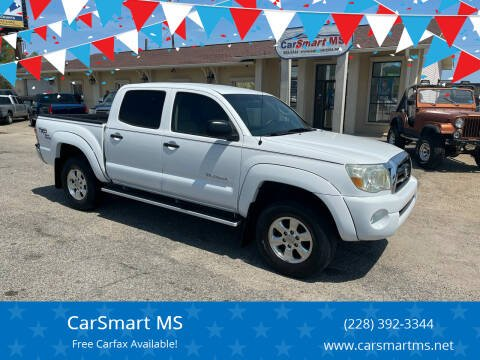 2007 Toyota Tacoma for sale at CarSmart MS in Diberville MS