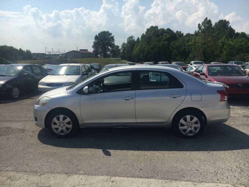 2012 Toyota Yaris for sale at Best Buy Auto Sales in Murphysboro IL