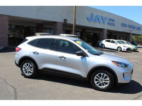 2020 Ford Escape for sale at Jay Auto Sales in Tucson AZ