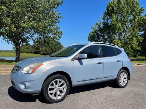 2011 Nissan Rogue for sale at LAMB MOTORS INC in Hamilton AL